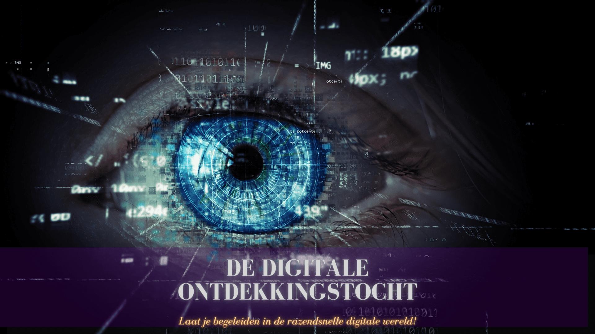De digitale ontdekkingstocht - Computerhulp@Home