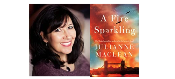 Julianne Maclean - author of A Fire Sparkling