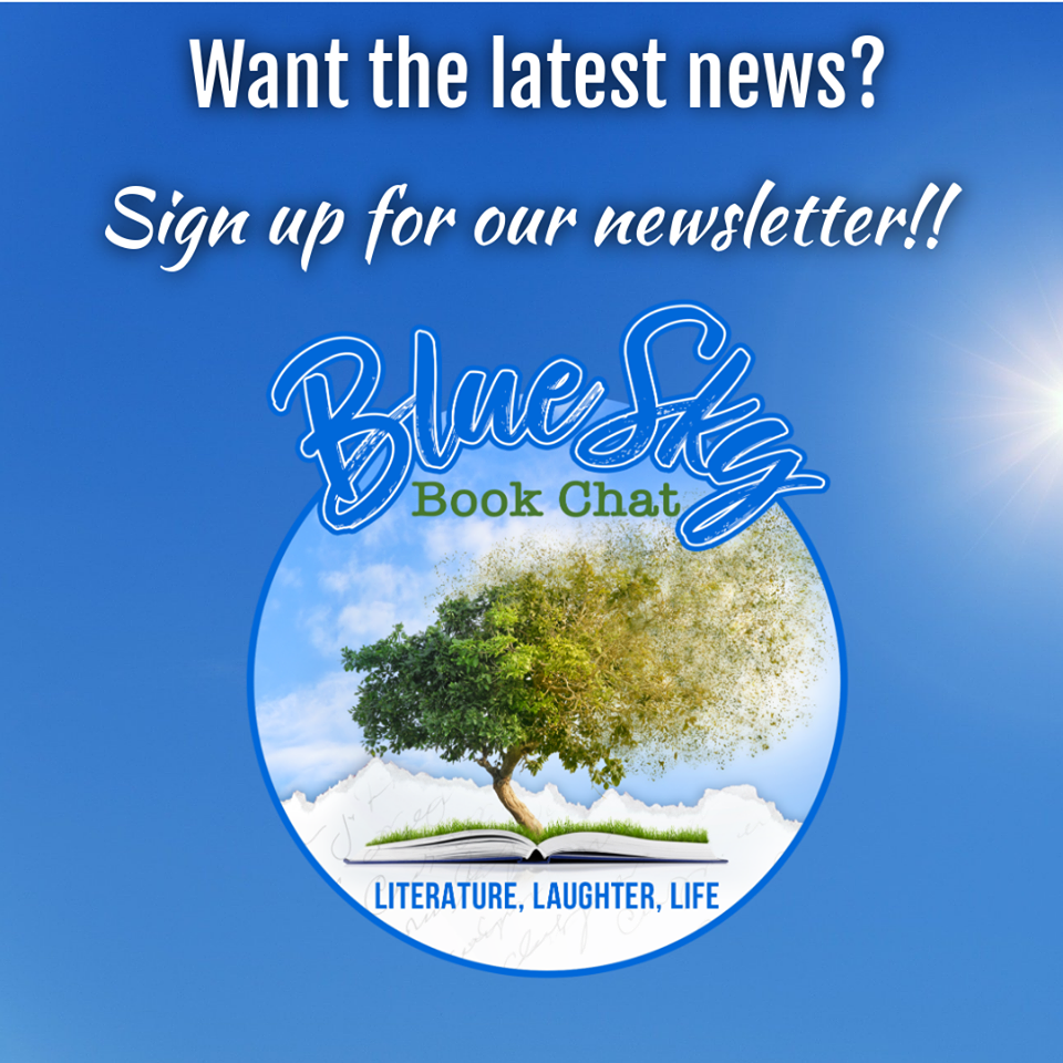 Blue sky book chat