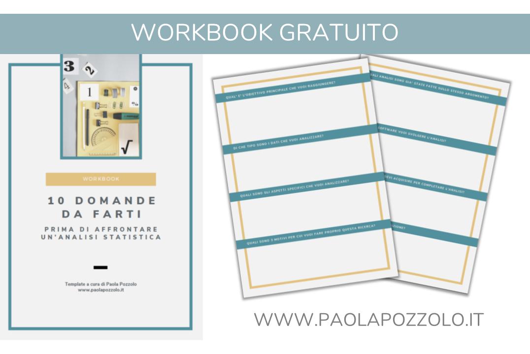 Anteprima workbook gratuito