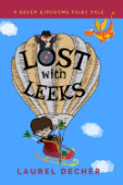 Lost With Leeks book cover