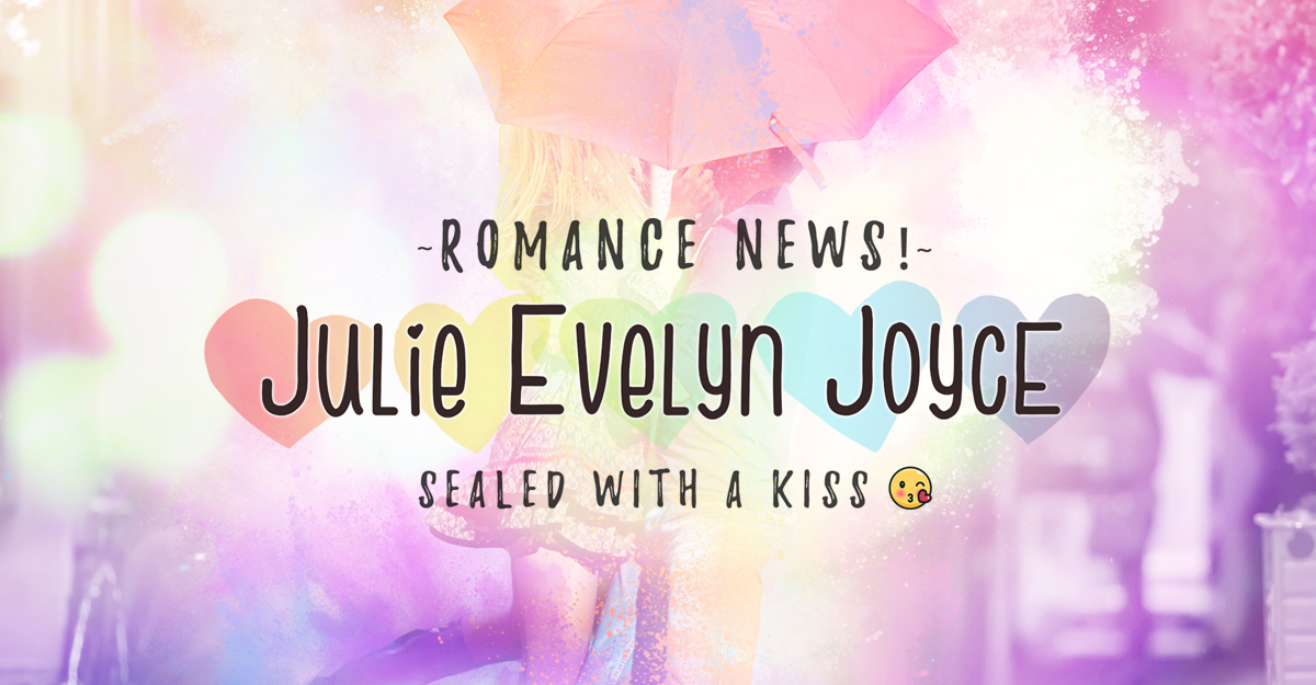 Sign Up for Julie Evelyn Joyce's Super-Fantastic Romance Newsletter!