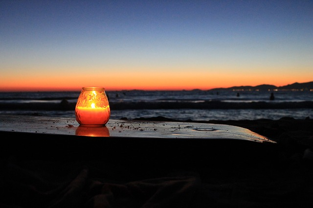 Winter Solstice Light A Candle