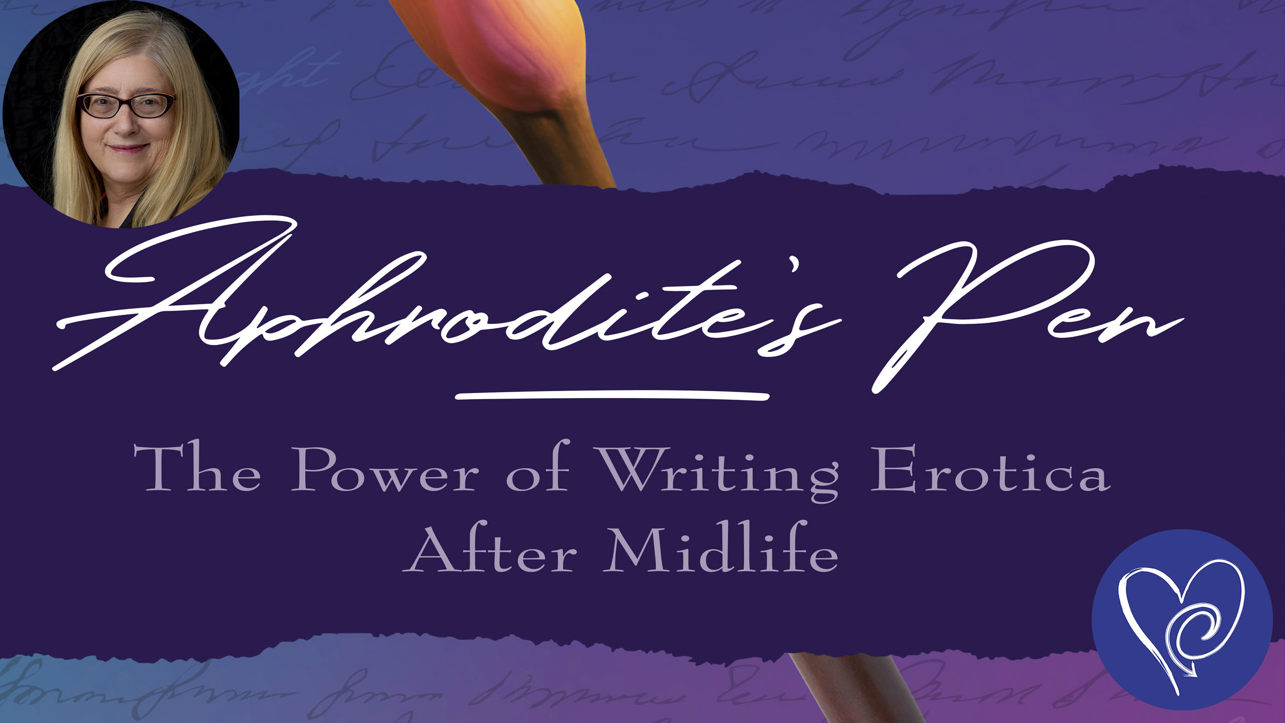 'Aphrodite's Pen: The Power of Writing Erotica After Midlife'