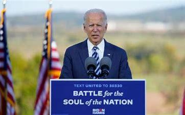 Joe Biden Speech at Historic Gettysburg