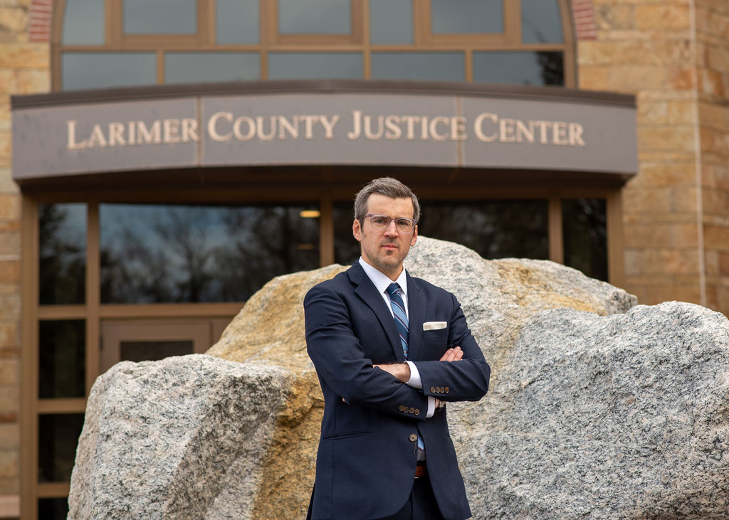 Role of Colorado District Attorney--Gordon McLaughlin