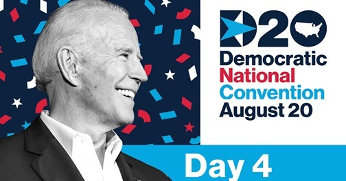 Day 4: Headliners at Democratic National Convention