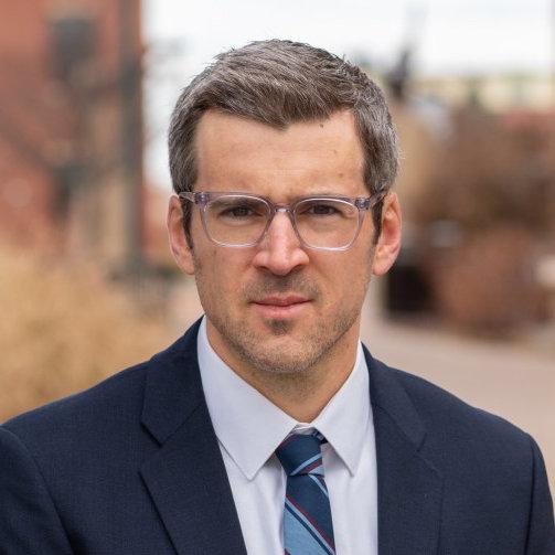 Gordon McLaughlin for District Attorney