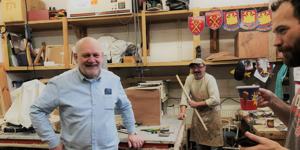 500th Mens Shed