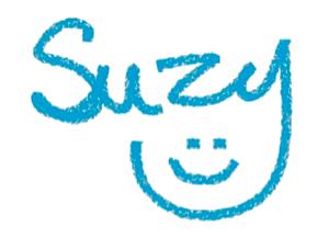 Suzy signature