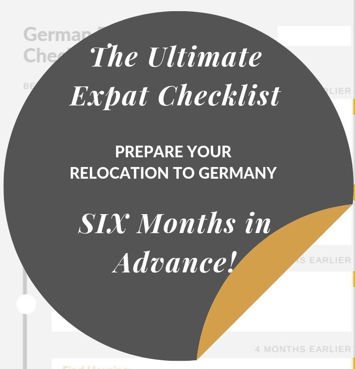 German expat checklist