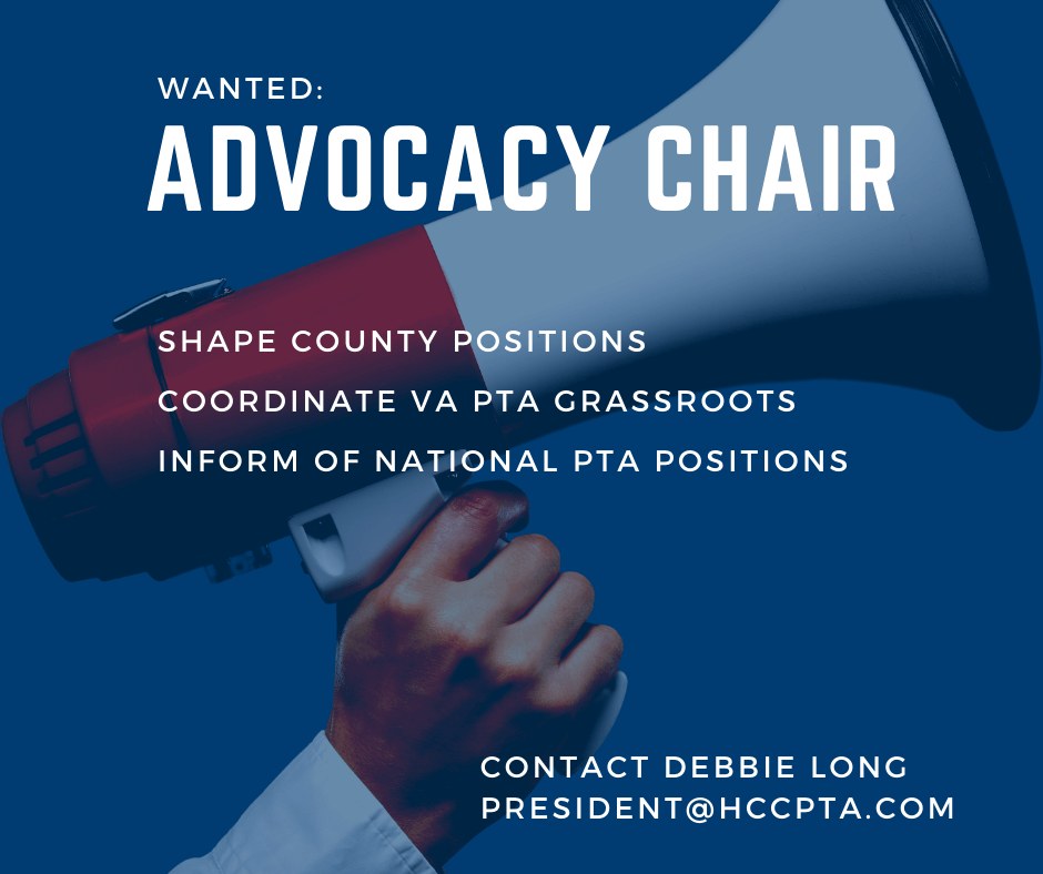 Advocacy Chair Image