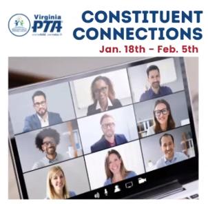 Constituent Connections: Jan 18-Feb 5