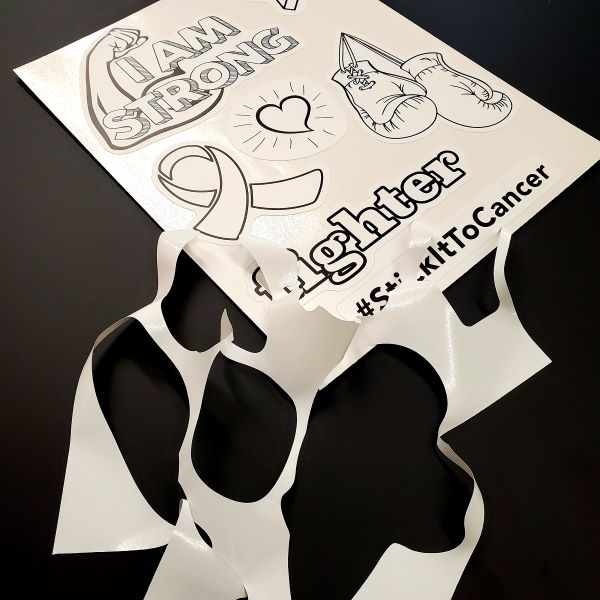 30% Off Kiss Cut Stickers