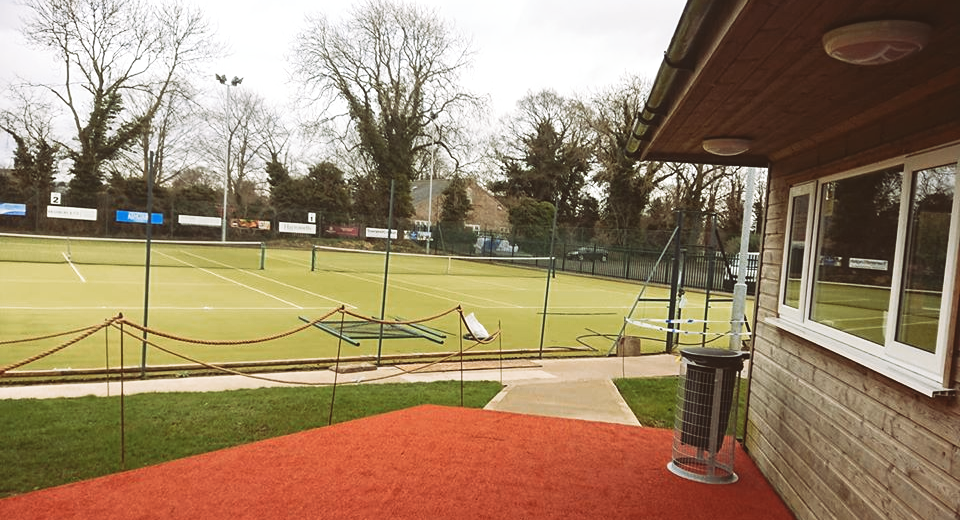 Pocklington Tennis Club improvements