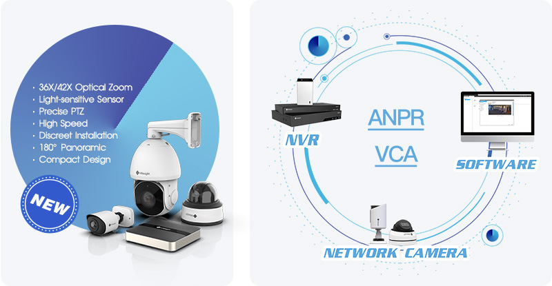 Milesight new products and products upgrade in 2019