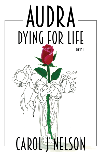 Audra - Dying for Life book cover