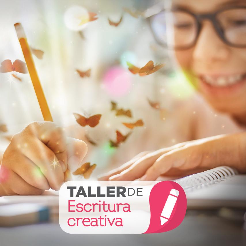Taller online de escritura creativa infantil