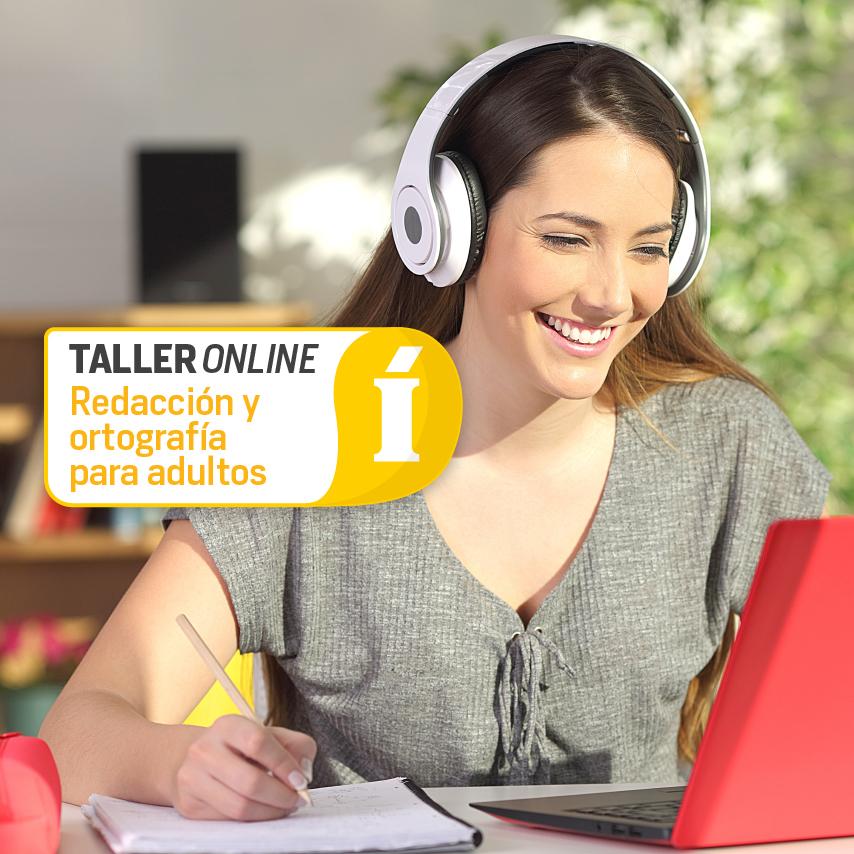 Taller online de redacción y ortografía