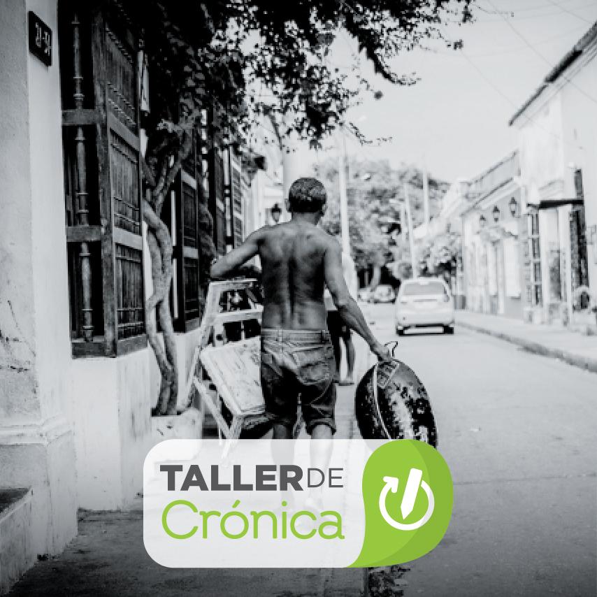 Taller online de crónica
