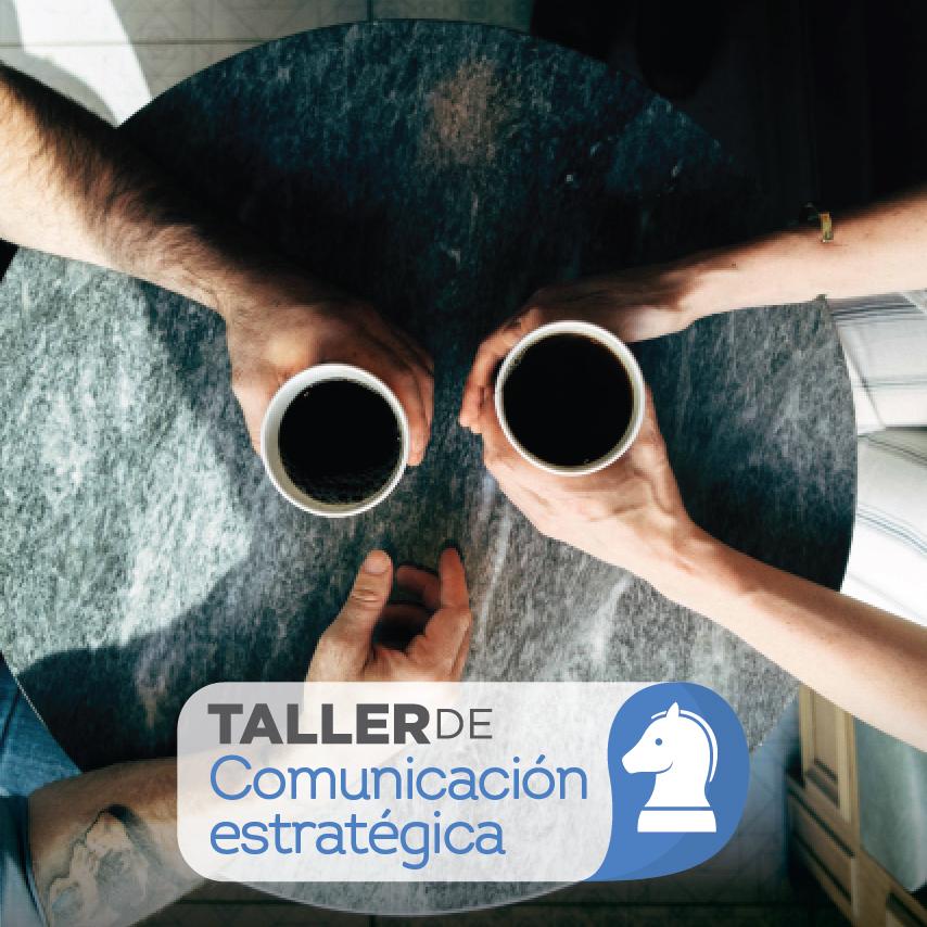 Taller online de comunicación estratégica