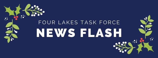 Four Lakes Task Force News Flash
