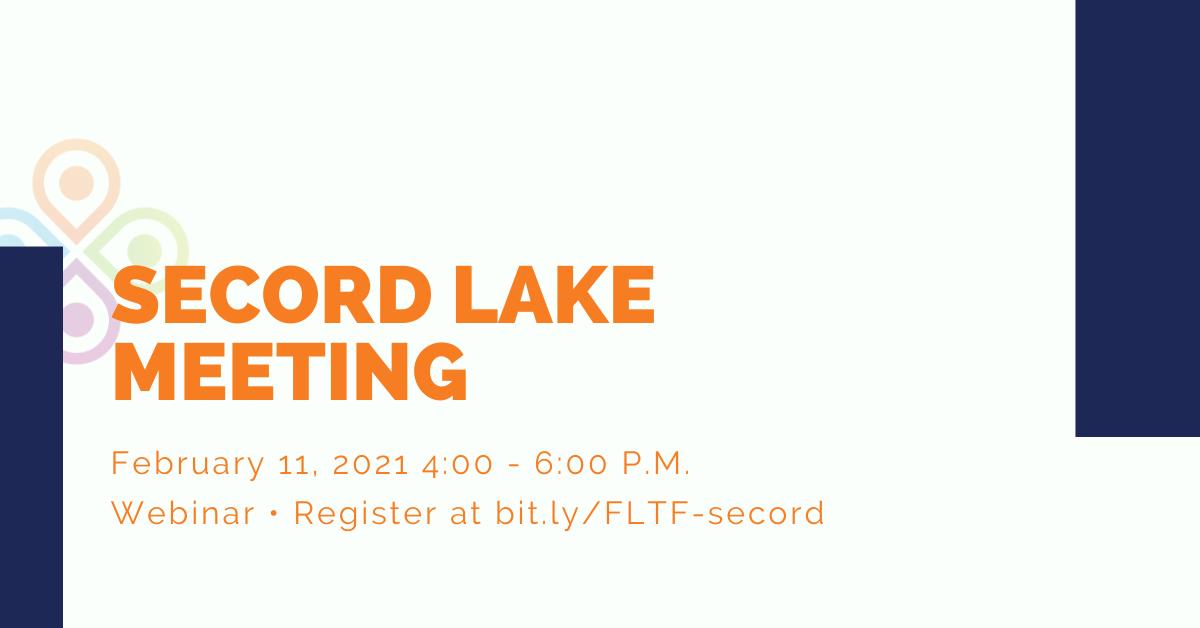 Smallwood Lake Meeting 2/4/21