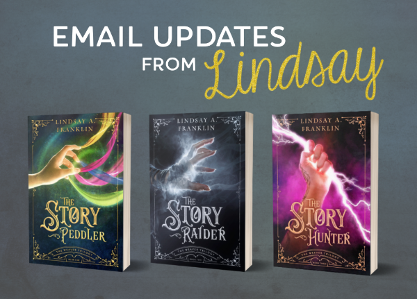 Lindsay A. Franklin newsletter email list sign up