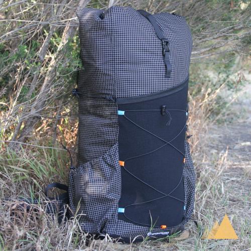 Atom Packs Custom Ultralight Backpack
