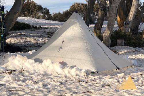 HMG Ultamid 2 DCF Pyramid Tent