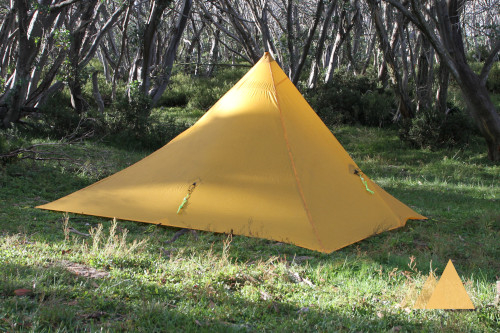 MLD Duomid XL Mid Tent