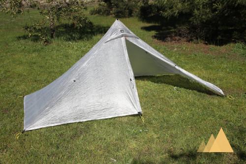 MLD Solomid Ultralight 1 Person tent