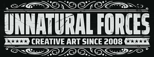 Unnatural Forces Banner