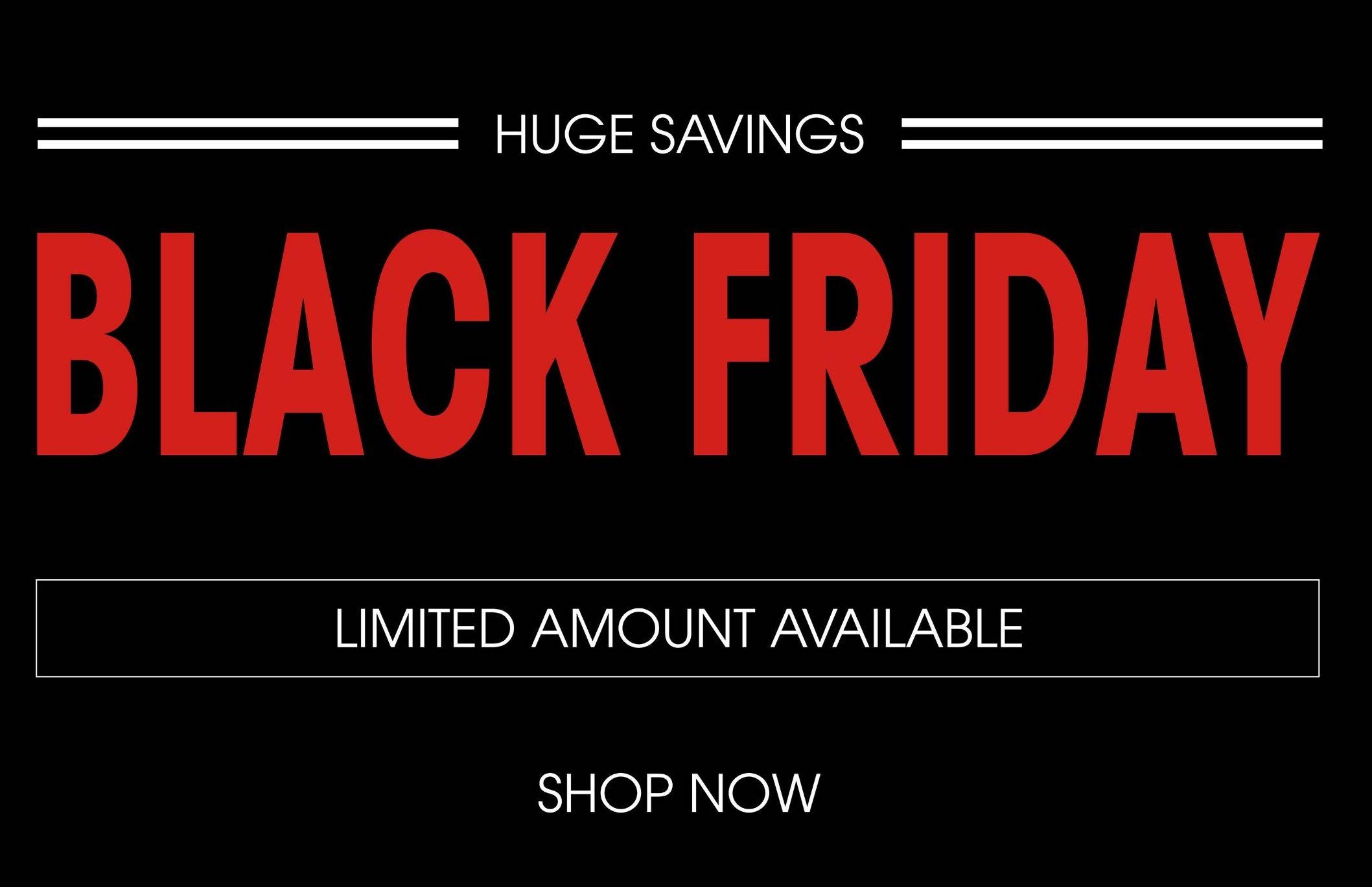 Holmes Organics Black Friday CBD Deals