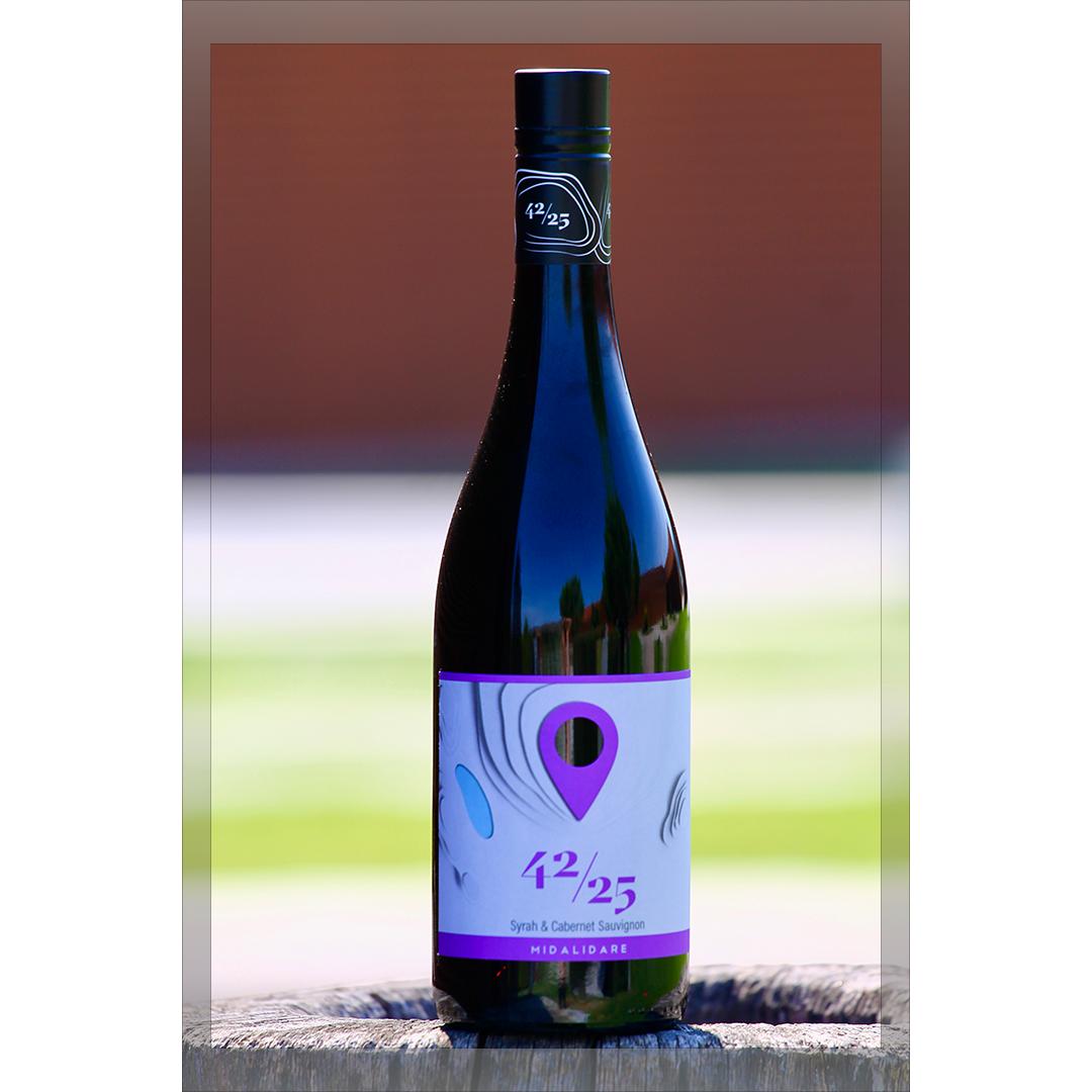42/25 Syrah & Cabernet Sauvignon