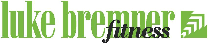 Luke Bremner Fitness Logo - New Location