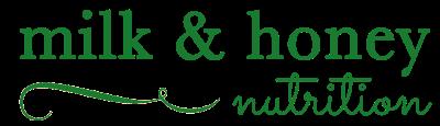 Milk & Honey Nutrition Logo