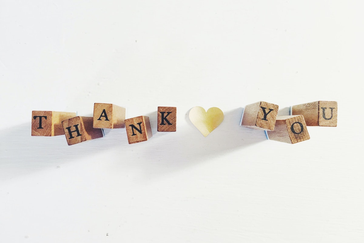 Thank you Intentional Therapist community!
