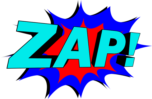 You've been 'zapped' with loving-kindness!