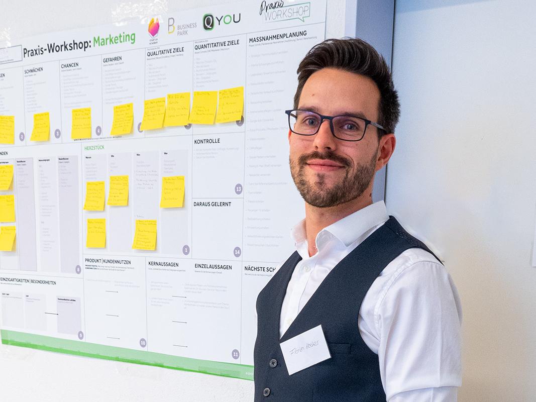 Florian Hasler, QYOU Marketing GmbH