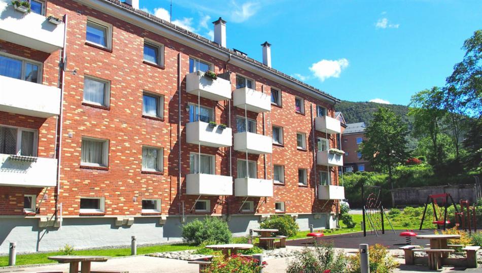 kommunale boliger