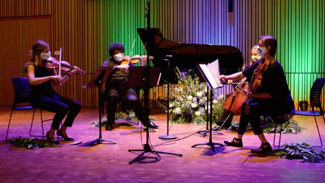 Seattle-Bergen quartet