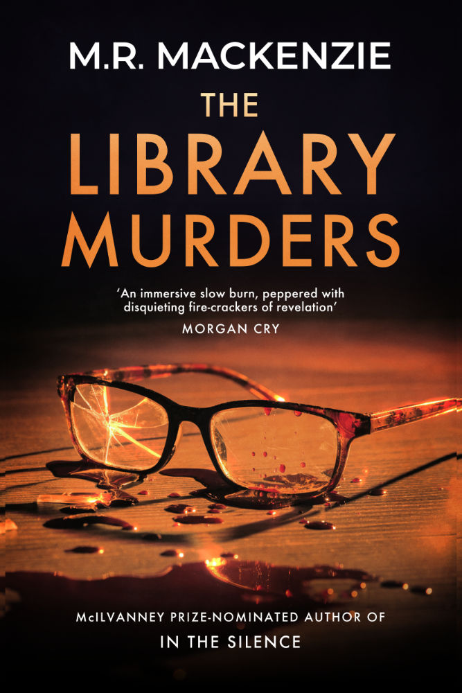 The Library Murders cover