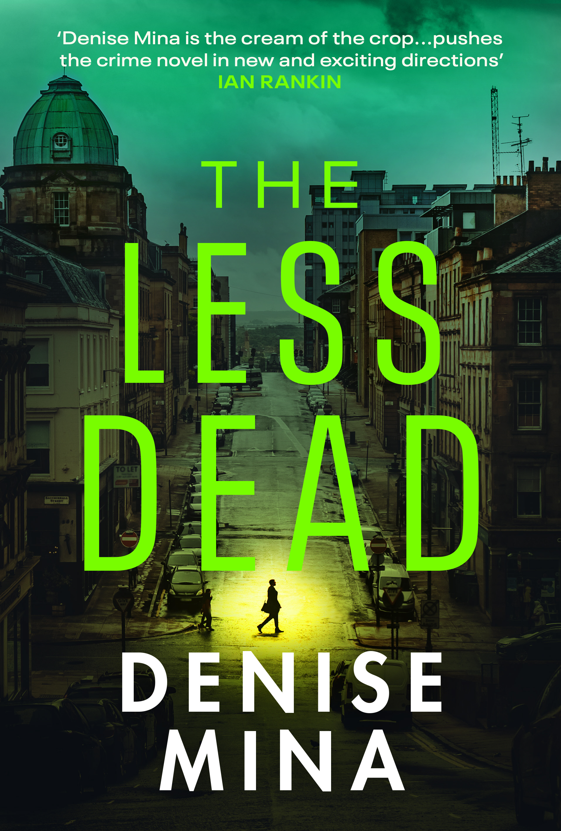 The Less Dead book cover