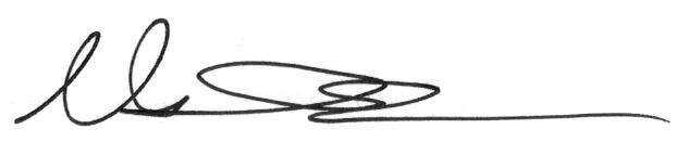 M.R. Mackenzie signature