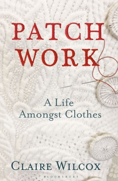 Image shows the cover of Patchwork