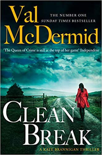 Image shows the cover of Clean Break