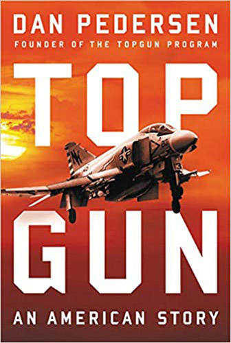 Image shows the cover of Top Gun by Dan Pederson