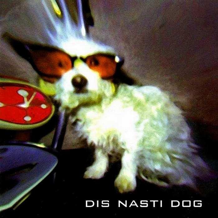 DIS NASTI DOG - Dis Nasti Dog - CD - AUDEOFDS003