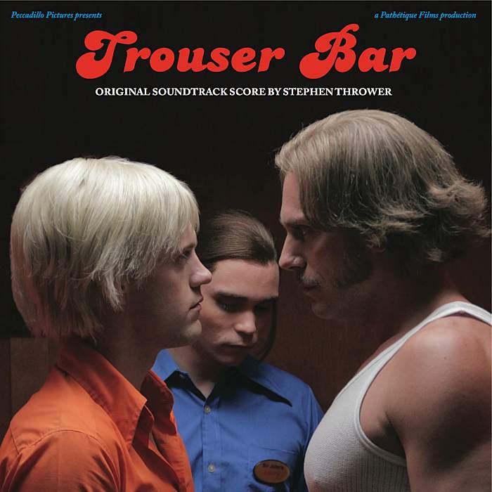 STEPHEN THROWER - Trouser Bar - LP green - ABRA001